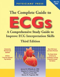 The Complete Guide to ECGs 3rd Edition PDF