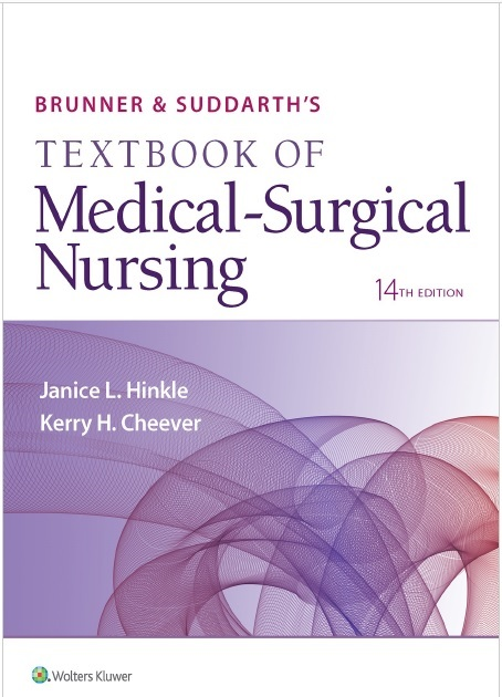 Brunner & Suddarth's Textbook of Medical-Surgical Nursing 14th Edition PDF