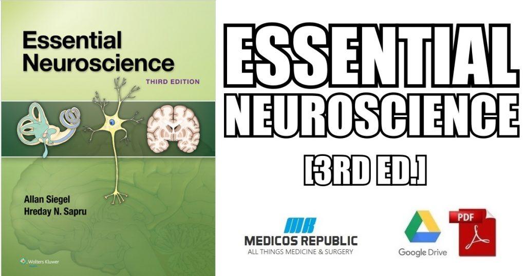 Essential Neuroscience 3rd Edition PDF
