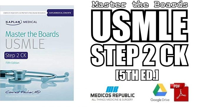 Master the Boards USMLE Step 2 CK 5th Edition PDF