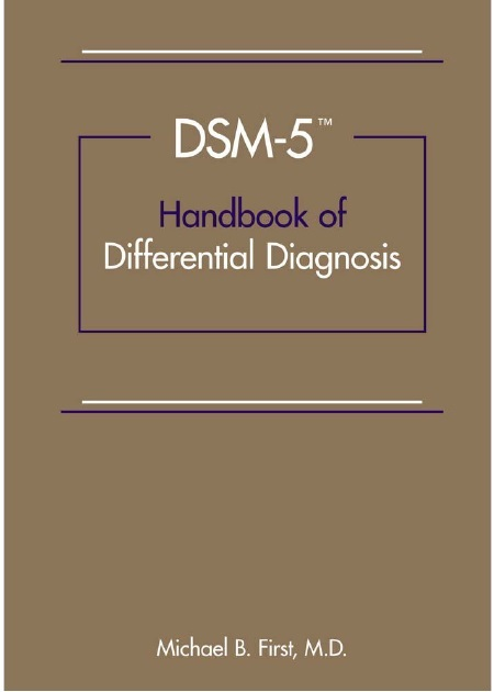 SM-5 Handbook of Differential Diagnosis 1st Edition PDF