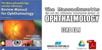 The Massachusetts Eye and Ear Infirmary Illustrated Manual of Ophthalmology 3rd Edition PDF