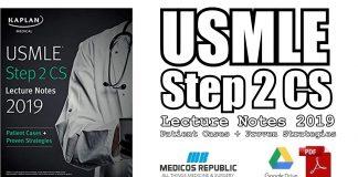 USMLE Step 2 CS Lecture Notes 2019 PDF