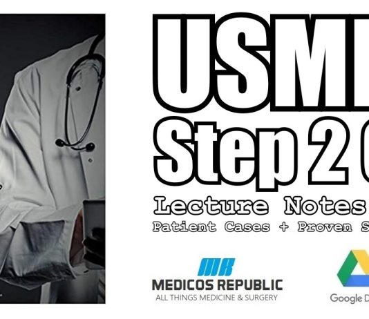 USMLE Step 2 CS Lecture Notes 2019 PDF