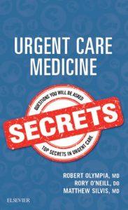 Urgent Care Medicine Secrets PDF