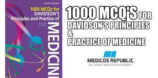 1000 MCQ's for Davidson's Principles & Practice of Medicine PDF