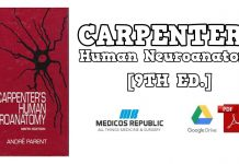 Carpenter's Human Neuroanatomy 9th Edition PDF