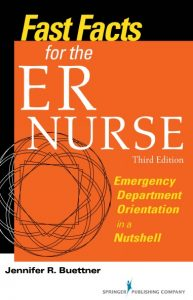 Fast Facts for the ER Nurse 3rd Edition PDF