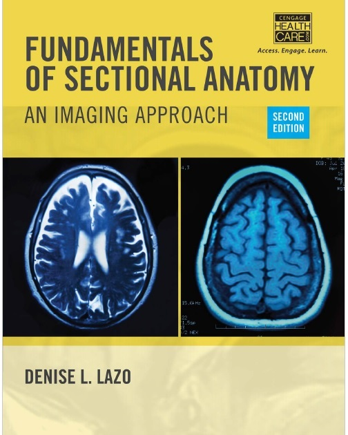 Fundamentals of Sectional Anatomy: An Imaging Approach 2nd Edition PDF