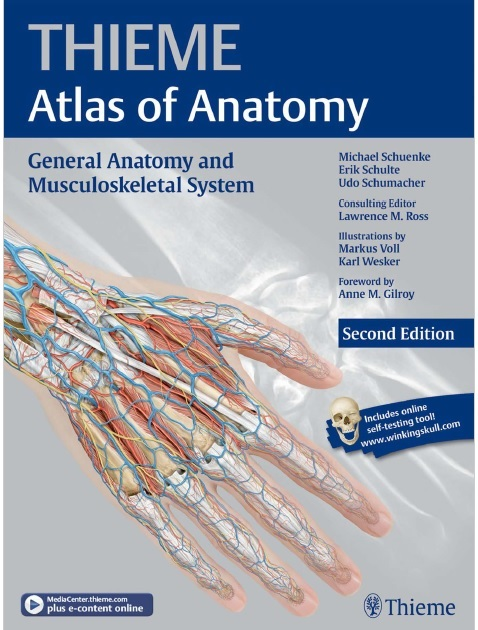General Anatomy and Musculoskeletal System 2nd Edition PDF