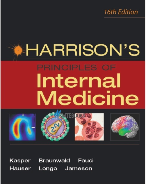 Harrison's Principles of Internal Medicine 16th Edition PDF
