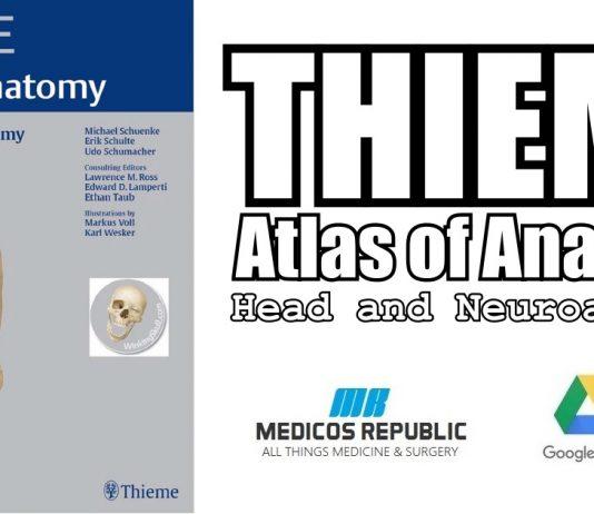 Head and Neuroanatomy (THIEME Atlas of Anatomy) PDF