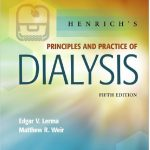 Henrich's Principles and Practice of Dialysis 5th Edition PDF