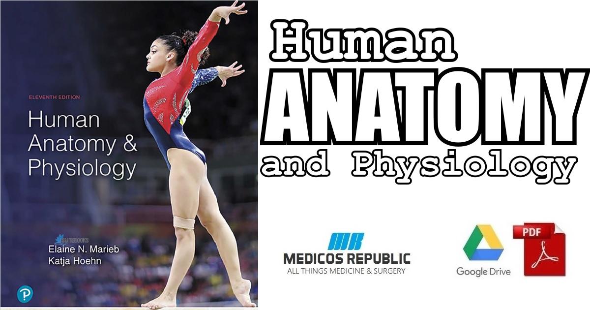 Human Anatomy & Physiology 11th Edition PDF