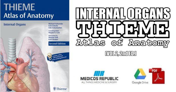 Internal Organs (THIEME Atlas of Anatomy) PDF