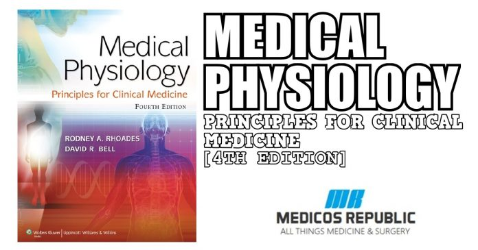 Medical Physiology: Principles for Clinical Medicine 4th Edition PDF
