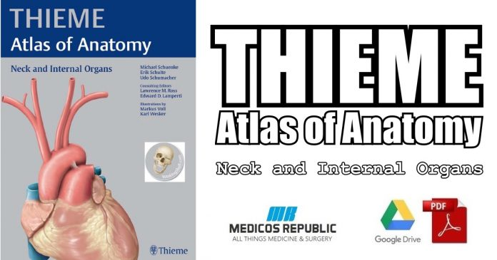 Neck and Internal Organs (THIEME Atlas of Anatomy) PDF