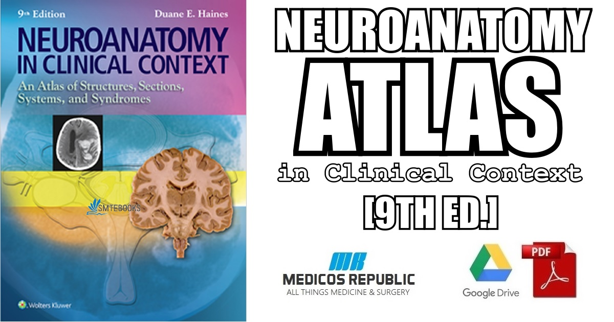 Neuroanatomy Atlas in Clinical Context 10th Edition PDF