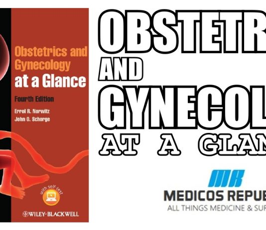 Obstetrics and Gynecology at a Glance 4th Edition PDF