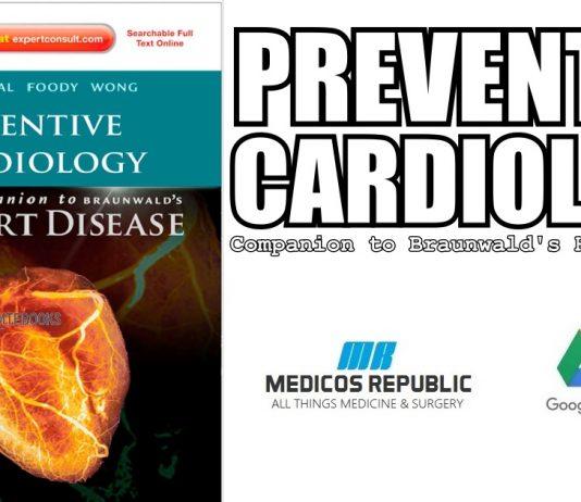 Preventive Cardiology: Companion to Braunwald's Heart Disease PDF