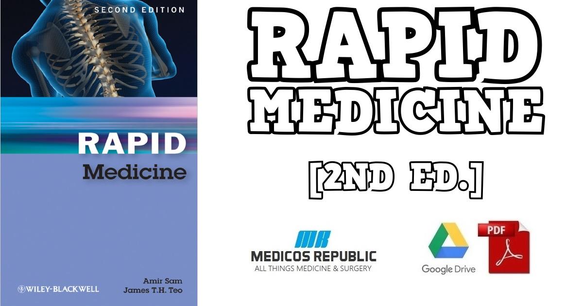 Rapid Medicine 2nd Edition PDF
