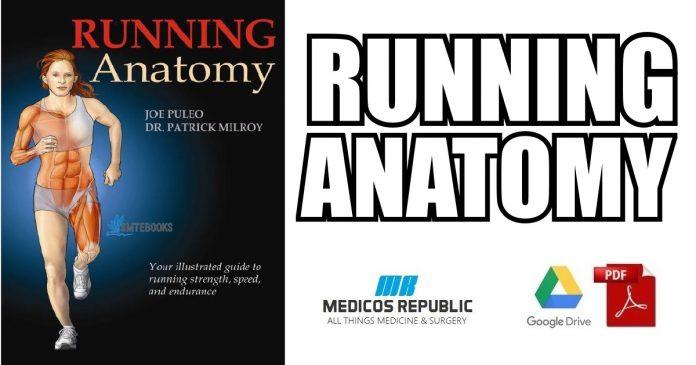 Running Anatomy 1st Edition PDF