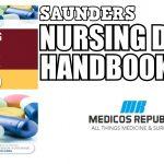 Saunders Nursing Drug Handbook 2019 PDF