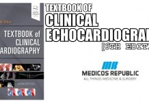 Textbook of Clinical Echocardiography 6th Edition PDF