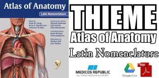 Thieme Atlas of Anatomy Latin Nomenclature PDF