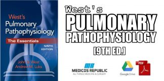 West's Pulmonary Pathophysiology 9th Edition PDF