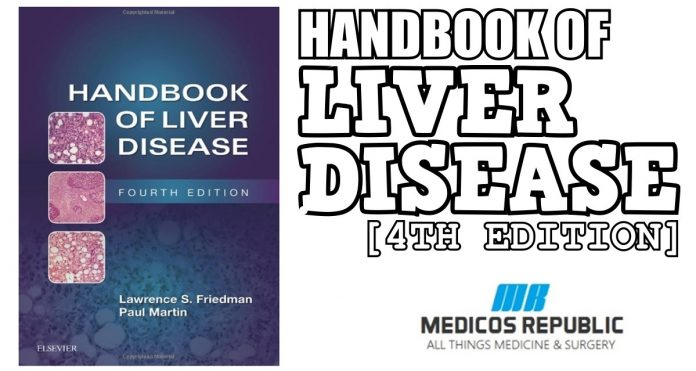 Handbook of Liver Disease 4th Edition PDF