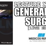 Lecture Notes: General Surgery 13th Edition PDF