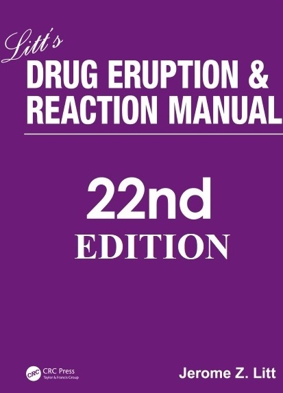Litt's Drug Eruption and Reaction Manual 22nd Edition PDF