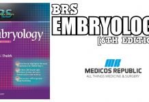 BRS Embryology 6th Edition PDF