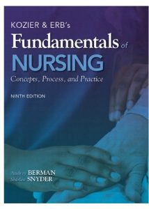 Kozier & Erb's Fundamentals of Nursing 9th Edition PDF
