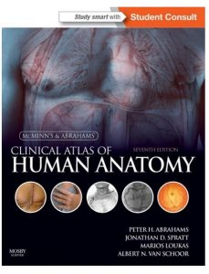 McMinn and Abrahams' Clinical Atlas of Human Anatomy 7th Edition PDF