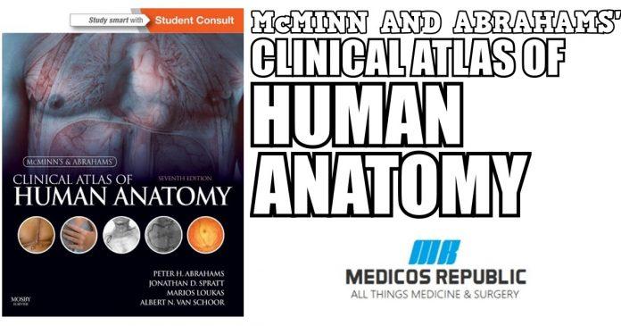 McMinn and Abrahams' Clinical Atlas of Human Anatomy 7th Edition PDF