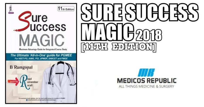 Sure Success Magic 2018 11th Edition PDF