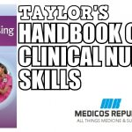 Taylor's Handbook of Clinical Nursing Skills 2nd Edition PDF