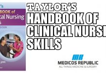 Taylor's Handbook of Clinical Nursing Skills 2nd Edition PDF