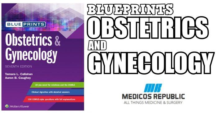 Blueprints Obstetrics & Gynecology 7th Edition PDF