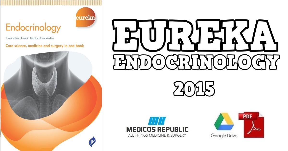 Eureka: Endocrinology PDF