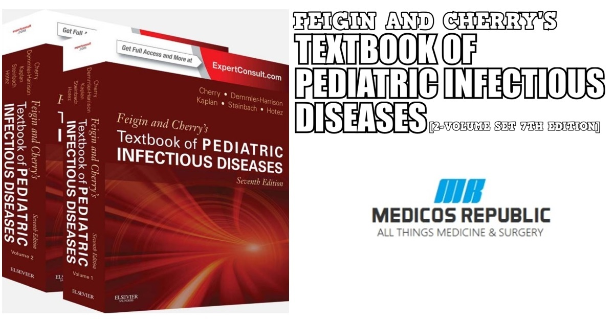 feigin and cherrys textbook of pediatric infectious diseases free download