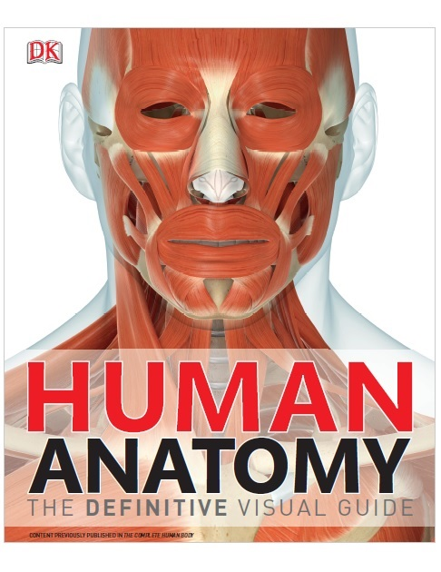 Human Anatomy: The Definitive Visual Guide PDF