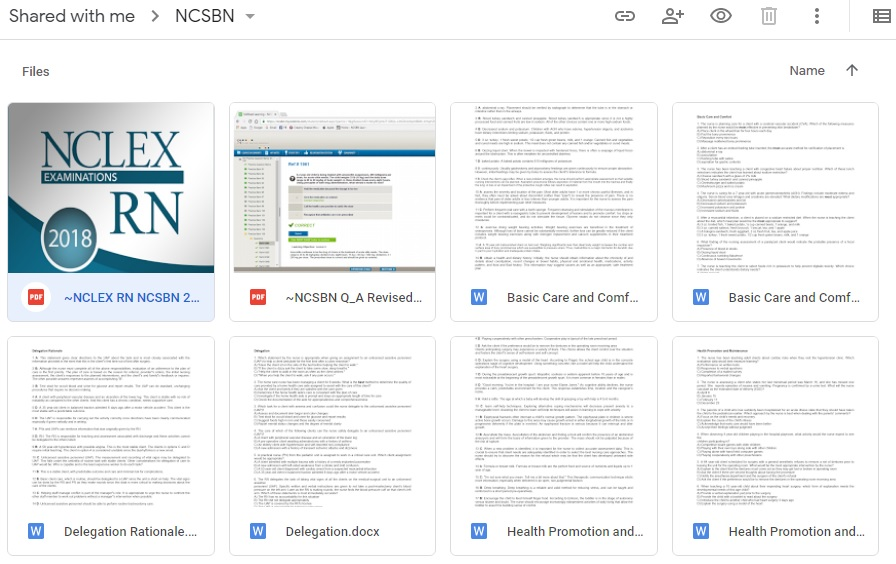 NCSBN NCLEX Question Bank PDF