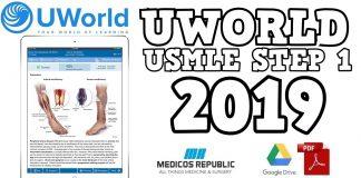 UWorld For USMLE Step 1 2019 PDF