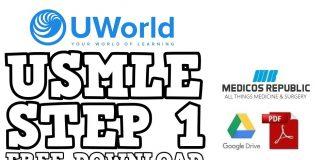UWorld Step 1 2019 General PDF