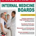 First Aid for the Internal Medicine Boards 4th Edition PDF