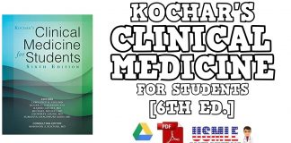 Kochar's Clinical Medicine for Students 6th Edition PDF