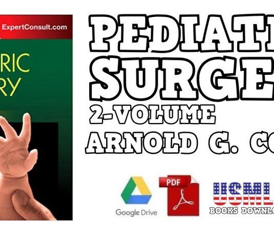 Pediatric Surgery Arnold G. Coran PDF